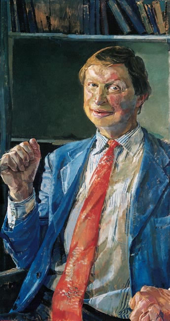 James Partridge, OBE, 2005 - 101.6 x 61 cms