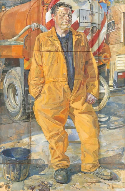 Trevor Tasker, 1999 - 152.4 x 101.6